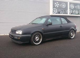 Golf III Cabrio Youngtimer