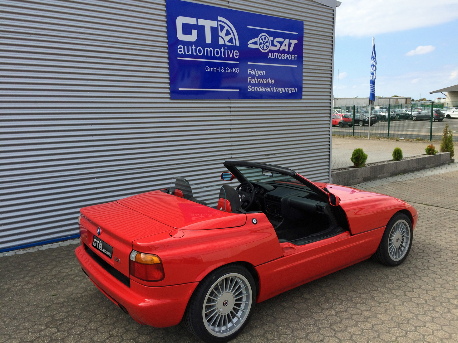 Sonderabnahme Bmw Alpina Felgen Bmw Z1 Gt Automotive